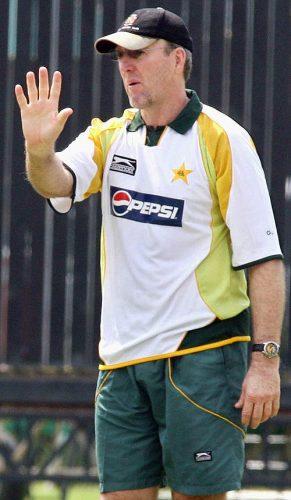 جیف لاسن پاکستان کے آخری غیر ملکی کوچ تھے