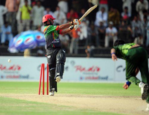 افغانستان نے رواں سال مئی میں پاکستان کا دورہ کیا اور فیصل آباد میں تین ایک روزہ مقابلے کھیلے تھے