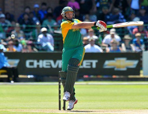 ژاک کیلس نے 76 رنز کی عمدہ اننگز کھیلی، اور جنوبی افریقی بلے بازوں میں سب سے نمایاں رہے (تصویر: AFP)