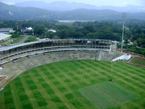 پالی کیلے کا خوبصورت میدان، نئے اسٹیڈیمز کی تعمیر سری لنکن کرکٹ کے لیے مالی لحاظ سے بڑا بوجھ ثابت ہوئی ہے