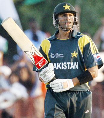 شعیب ملک سری لنکا کے خلاف سیریز میں پاکستان کی نمائندگی کے خواہاں ہیں