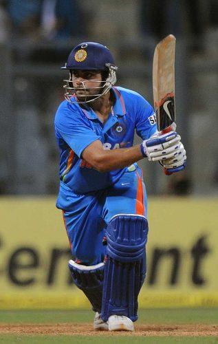 ویرات کوہلی نے ایک اور انتہائی عمدہ اننگز کھیل کر بھارت کی فتح کی راہ ہموار کی (تصویر: AFP)