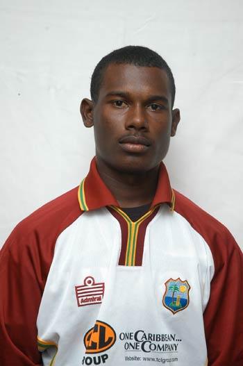 جیسن محمد نے حال ہی میں سپر 50 ٹورنامنٹ کے بہترین کھلاڑی کا اعزاز حاصل کیا ہے (تصویر: CCIL)