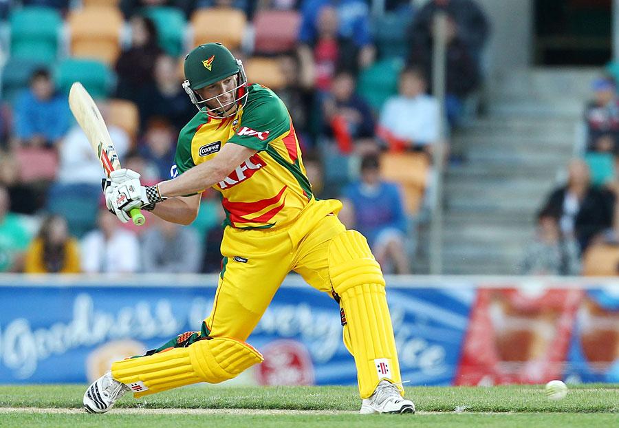جارج بیلے آسٹریلیا کی قومی کرکٹ میں تسمانیہ کی قیادت کرتے ہیں (تصویر: Getty Images)