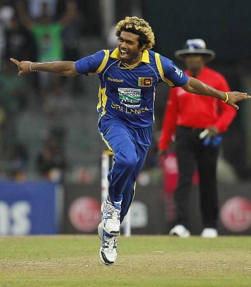 Lasith Malinga grabs 3rd ODI hat trick