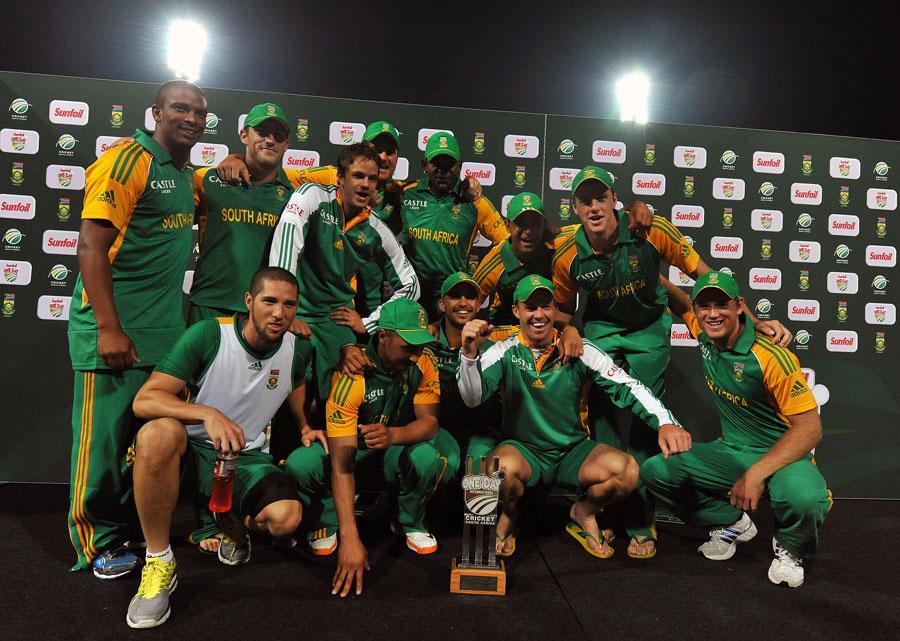 میچ میں شکست کے باوجود سیریز جنوبی افریقہ کے نام رہی (تصویر: Getty Images)