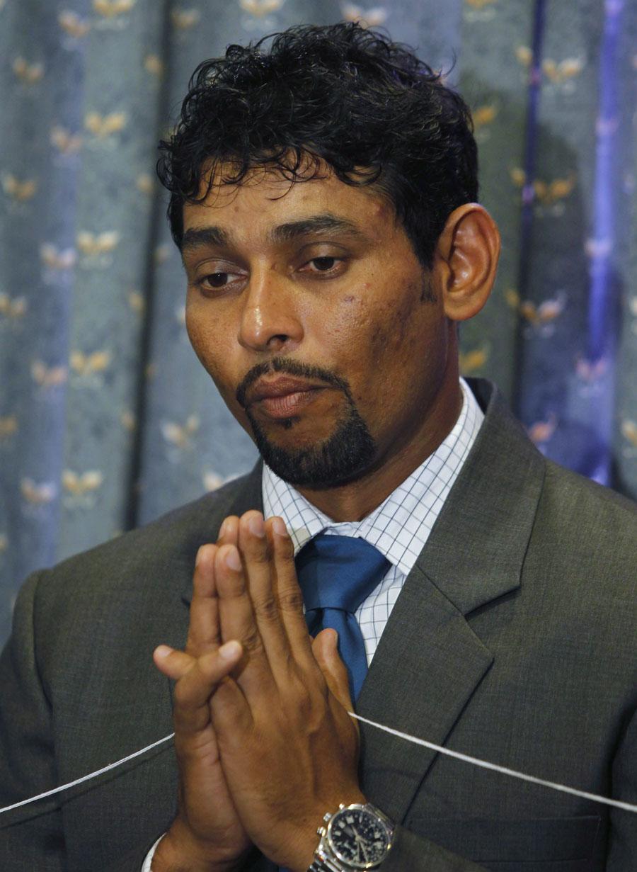 تلکارتنے دلشان کی زیر قیادت سری لنکا تمام ٹیسٹ اور ایک روزہ سیریز ہارا (تصویر: AP)