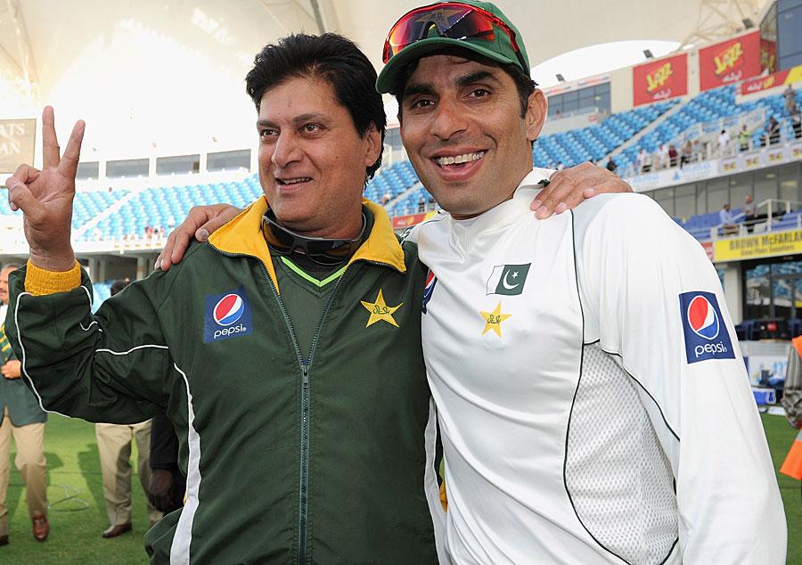 مصباح کو ٹیسٹ کپتانی اور محسن خان کو بورڈ میں کوئی اور عہدہ دیا جائے گا: ذرائع (تصویر: Getty Images)