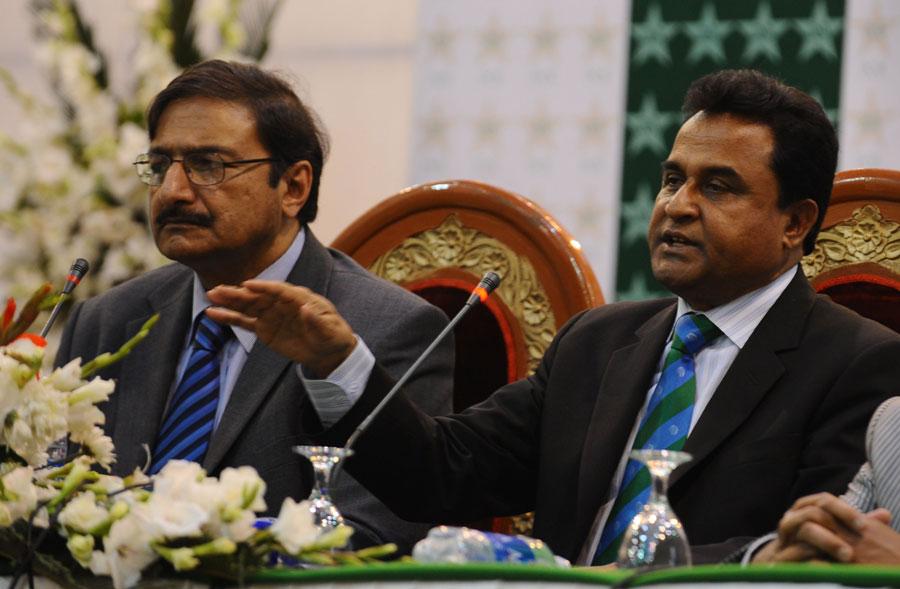 مصطفیٰ کمال نے حالیہ دورۂ پاکستان کے بعد حفاظتی انتظامات پر اطمینان کا اظہار کیا تھا (تصویر: AFP)