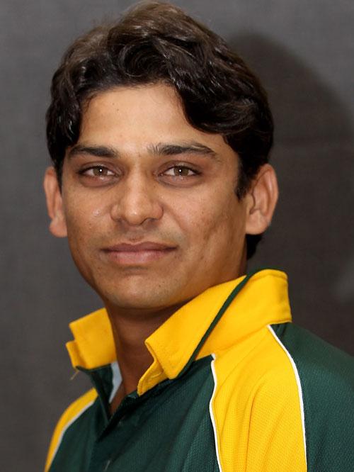 سخت و انتھک محنت کا تحفہ ہے کہ میں اب دوبارہ پاکستانی ٹیم میں شامل ہوگیا ہوں (تصویر: Getty Images)