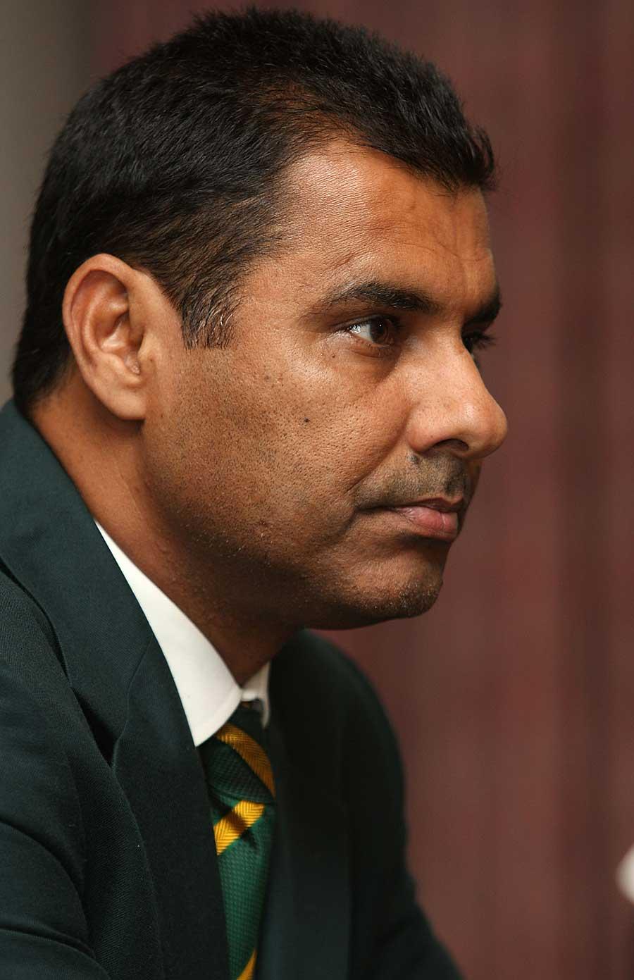 وقار یونس نے ذاتی وجوہات کی بنیاد پر گزشتہ سال پاکستان کے کوچ کے عہدے سے استعفیٰ دے دیا تھا (تصویر: Getty Images)