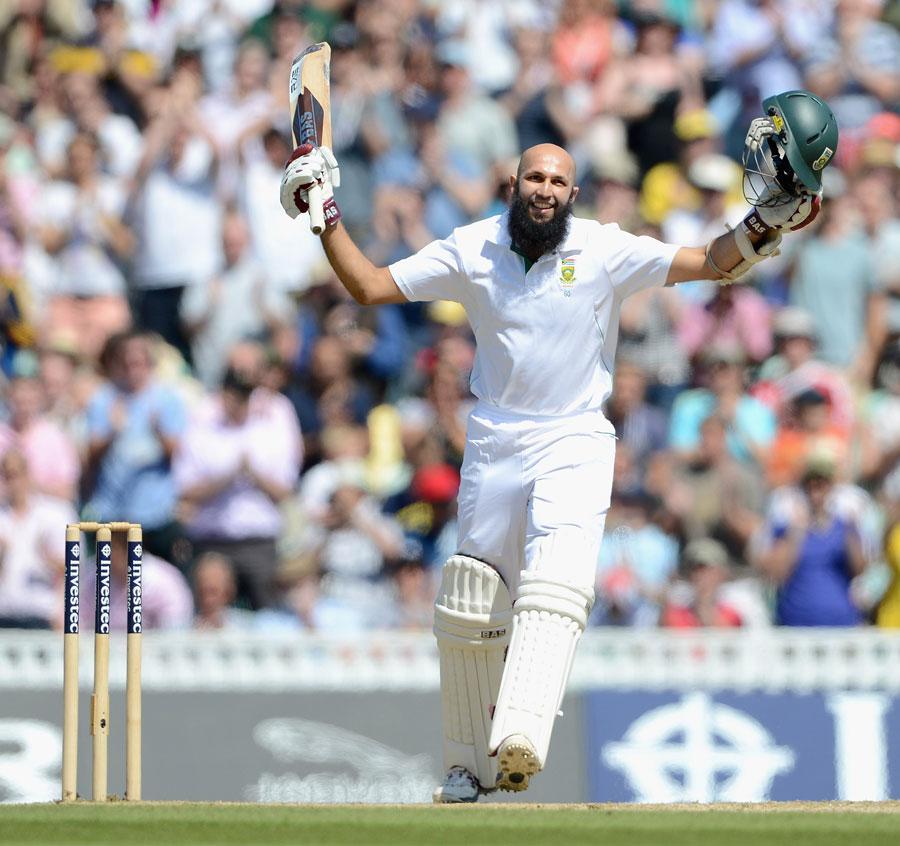 ہاشم آملہ، جنوبی افریقہ کی کرکٹ تاریخ میں نام امر کروا چکے (تصویر: Getty Images)