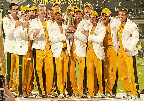 آسٹریلیا 2009ء میں جیتے گئے اپنے اعزاز کا دفاع کرے گا (تصویر: PA Photos)
