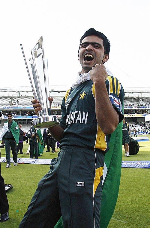 پاکستان 2009ء میں ورلڈ ٹی ٹوئنٹی جیت چکا ہے (تصویر: AFP)