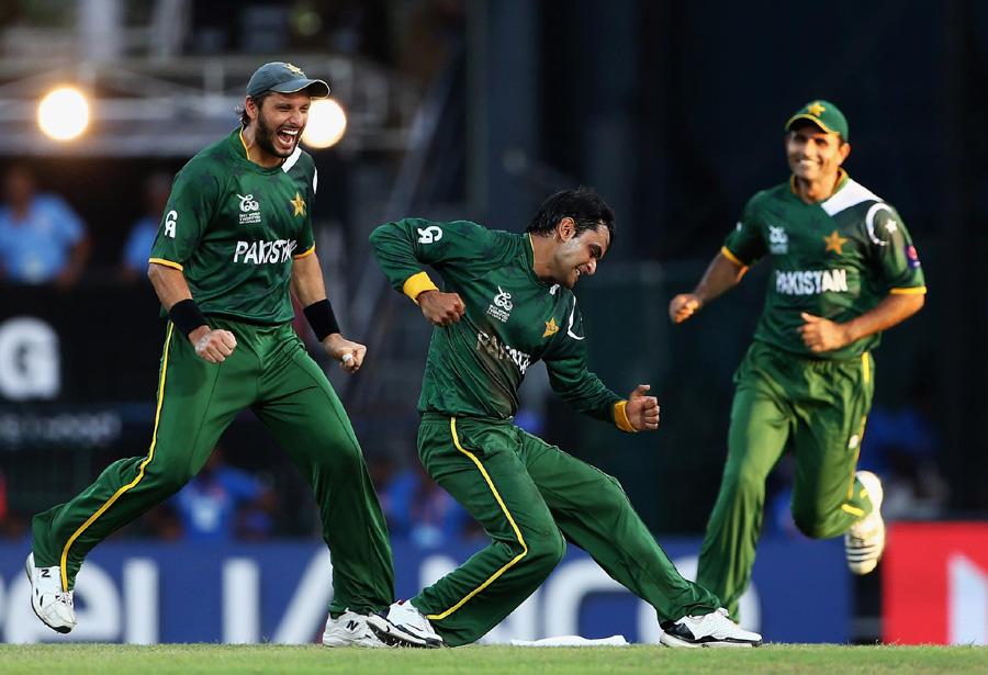 پاکستان نے روایتی حریف کے خلاف شکست کے بعد ناقابل شکست آسٹریلیا کو جس طرح آخری سپر 8 مقابلے میں زیر کیا، اس سے قومی ٹیم کی واپسی کی صلاحیتوں کا اندازہ ہوا (تصویر: ICC)