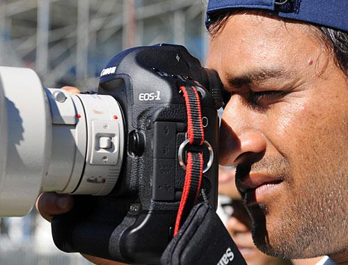 دنیا کے سب سے بڑے تصویر و خبر رساں ادارے احمد آباد ٹیسٹ کو کوریج نہیں دے رہے (تصویر: Getty Images)