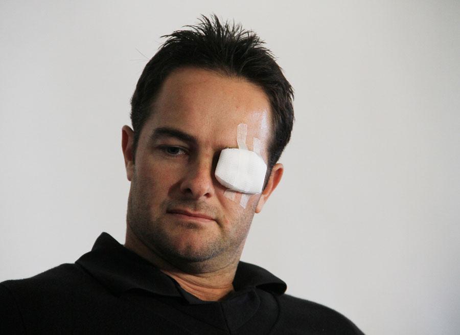 آنکھ زخمی ہونے کی وجہ سے باؤچر وکٹوں کے پیچھے 1000 بین الاقوامی شکار اور 150 ٹیسٹ کھیلنے کا سنگ میل عبور نہ کر سکے (تصویر: Getty Images)