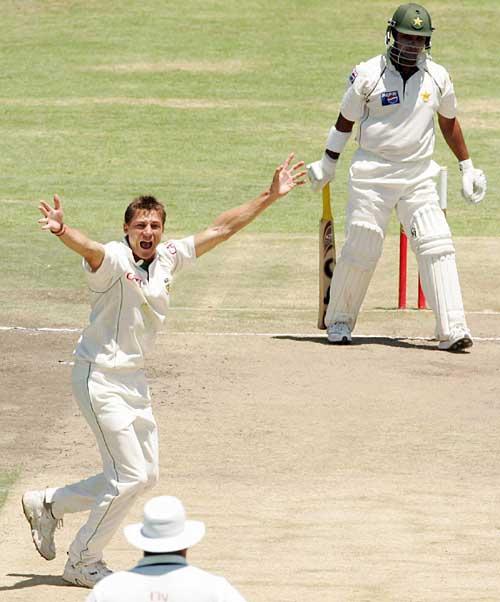 پاکستان جنوبی افریقہ کے خلاف گزشتہ 9 میں سے 6 ٹیسٹ میچز ہارا ہے (تصویر: Getty Images)