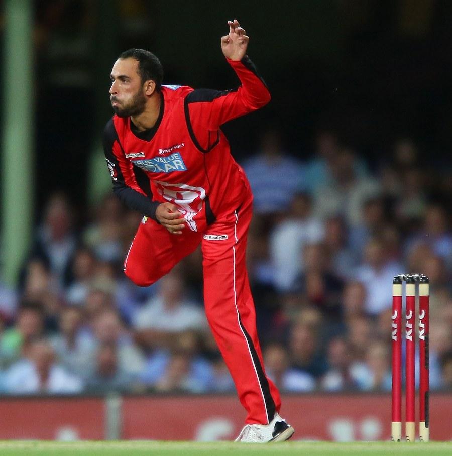 فواد احمد عثمان خواجہ کے بعد آسٹریلیا میں قومی منظرنامے پر آنے والے دوسرے پاکستانی نژاد کھلاڑی ہیں (تصویر: Getty Images)