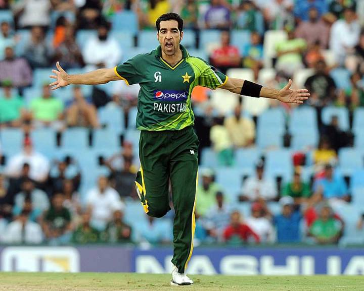 umar gul 5 wickets haul