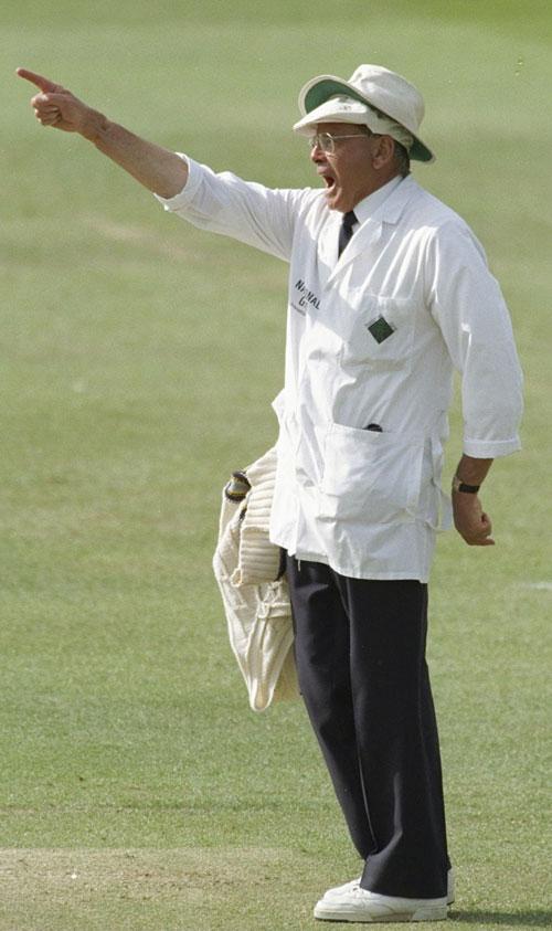 ڈکی برڈ نے جنوبی افریقہ کے بیری رچرڈز اور گریم پولاک کی شمولیت کی توجیہ بھی پیش کی ہے (تصویر: Getty Images)
