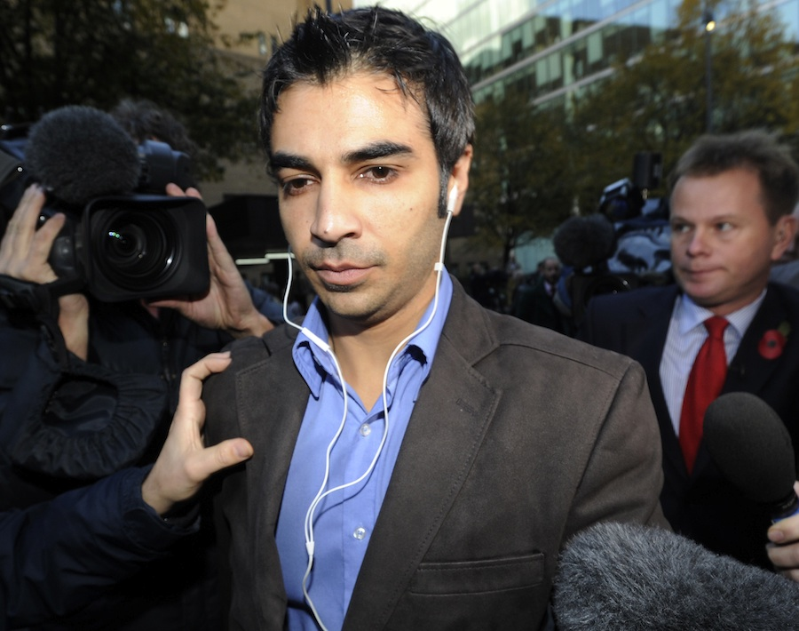 سلمان بٹ کے علاوہ محمد آصف اور محمد عامر اسپاٹ فکسنگ پر برطانیہ میں قید کی سزائیں بھی بھگت چکے ہیں (تصویر: Getty Images)