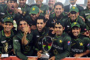 پاکستان اس وقت ایشین چیمپئن ہے اور اسے اگلے سال اپنے اعزاز کا دفاع کرنا ہوگا (تصویر: Getty Images)