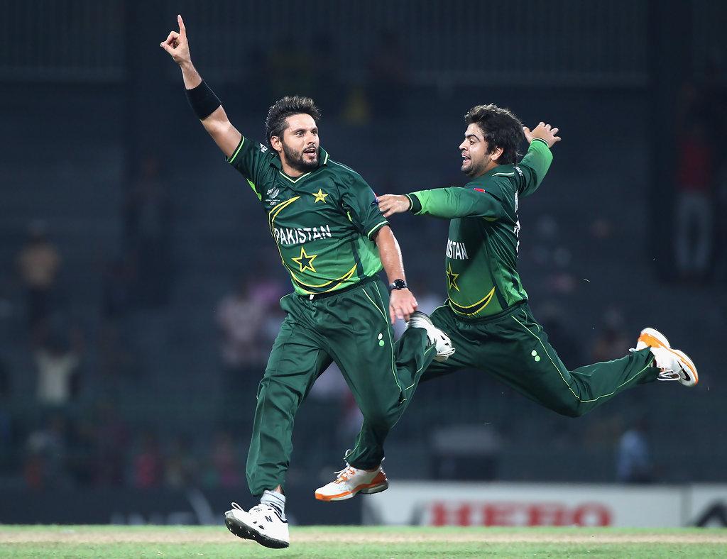 شارجہ سکسز میں شاہد آفریدی اور احمد شہزاد بھی کھیل رہے ہیں (تصویر: Getty Images)