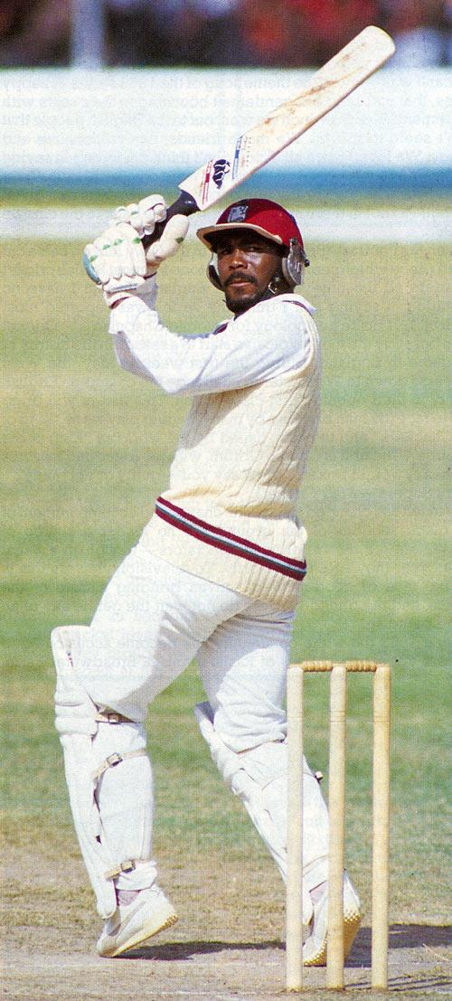گورڈن گرینج کرکٹ تاریخ کے واحد کھلاڑی ہیں جو ریٹائرڈ ناٹ آؤٹ قرار پائے (تصویر: The Cricketer International)