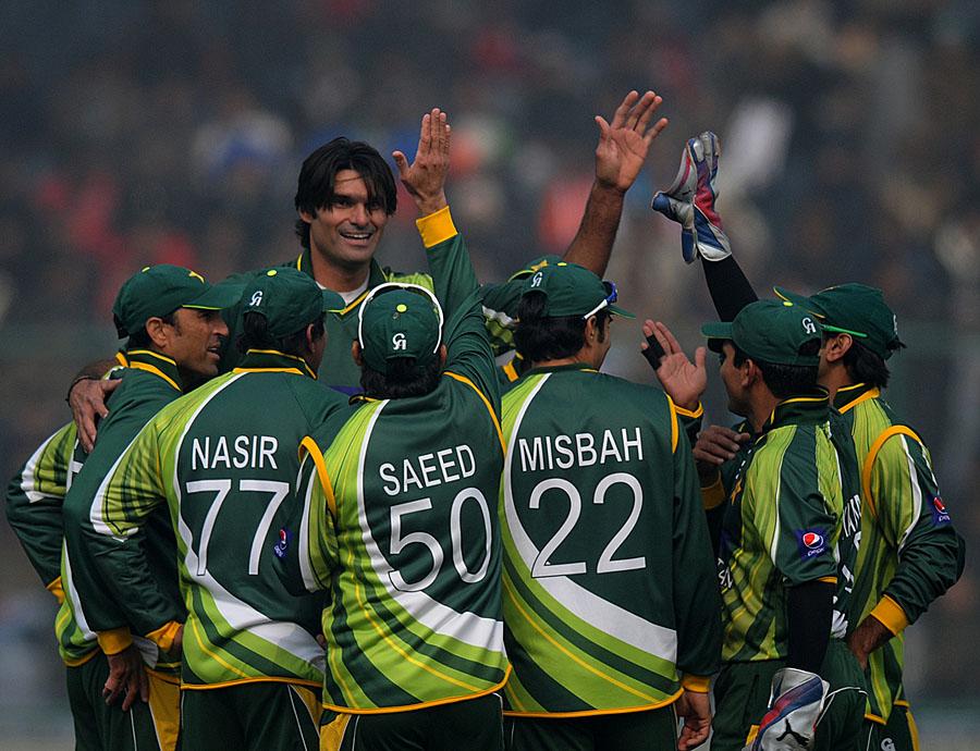 باؤلنگ کے شعبے میں پاکستان کو تمام شریک ٹیموں پر برتری حاصل ہے (تصویر: BCCI)