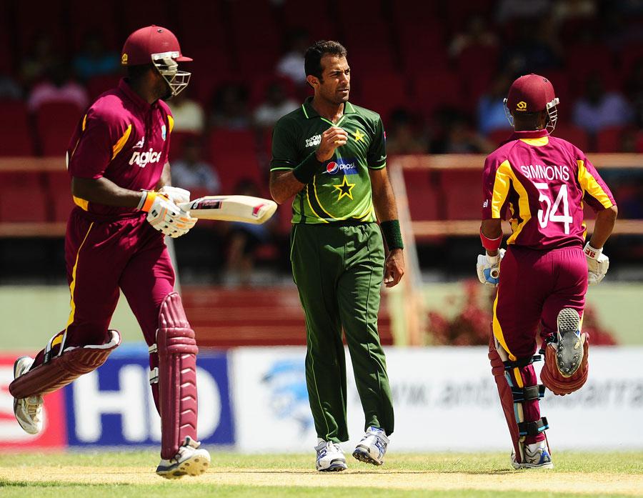 ویسٹ انڈیز کی جانب سے سہ فریقی ٹورنامنٹ کا انعقاد پاکستان کے دو ٹیسٹ میچز سے محرومی کا سبب بنا (تصویر: AFP)