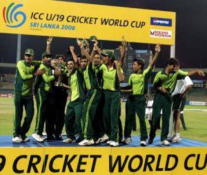 2006ء میں انڈر19 ورلڈ کپ جیتنے والی پاکستانی ٹیم کا کوئی رکن قومی کرکٹ ٹیم میں مستقل جگہ نہیں بنا پایا (تصویر: ICC)