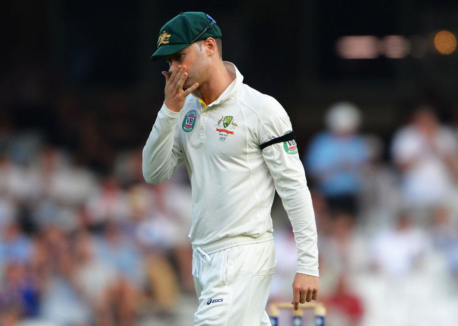 اس بدترین شکست کے بعد آسٹریلیا دو سالوں کے بعد پہلی بار پانچویں پوزیشن پر آ گیا ہے (تصویر: Getty Images)
