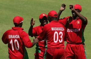 زمبابوے کے کھلاڑیوں نے بقایا جات کی عدم ادائیگی پر آج تربیتی سیشن کا بائیکاٹ کیا (تصویر: AFP)