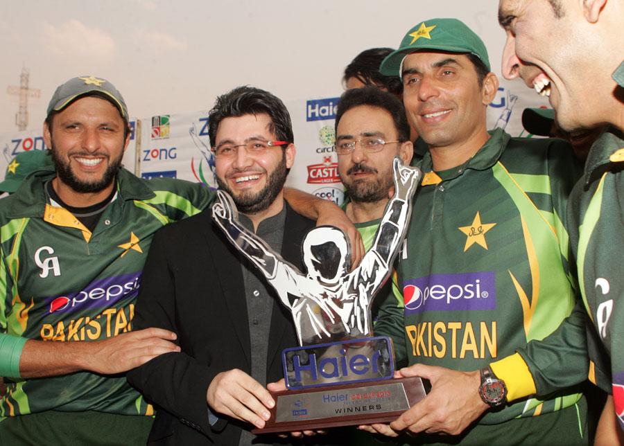 پاکستان 11 سال بعد کسی سیریز کے فیصلہ کن معرکے میں جیتا (تصویر: AFP)
