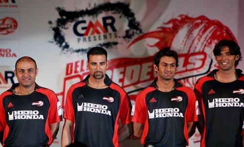 پاکستانی کھلاڑیوں نے صرف انڈین پریمیئر لیگ کے پہلے سیزن میں شرکت کی تھی (تصویر: AFP)