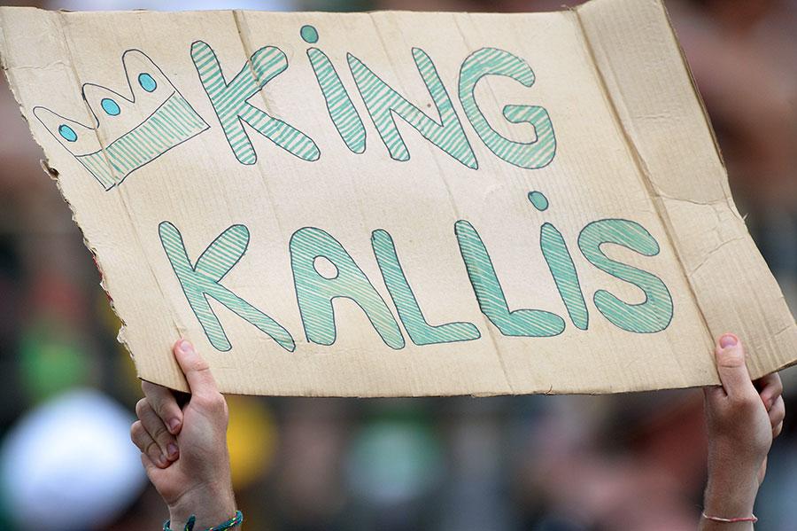 سال 2013ء کا اختتام ژاک کیلس کے 18 سالہ کیریئر کے خاتمے کے ساتھ ہوا (تصویر: Getty Images)