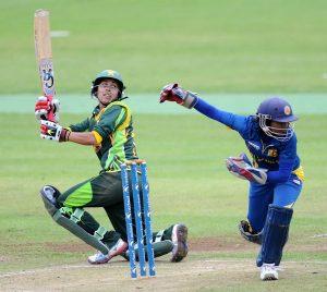 جنوری میں ہونے والے سہ فریقی ٹورنامنٹ میں جنوبی افریقہ اور آئرلینڈ کی خواتین ٹیم پاکستان کے مقابل ہوں گی (تصویر: ICC)