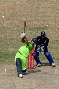 شرجیل خان ڈومیسٹک سرکٹ میں جارحانہ بلے بازی کی وجہ سے معروف ہیں (تصویر: Getty Images)