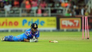 بھارت کو پہلے ون ڈے میں ایسے زخم لگائے ہیں جس کی تکلیف انہیں پوری سیریز میں محسوس ہوگی: اسٹین (تصویر: AP)