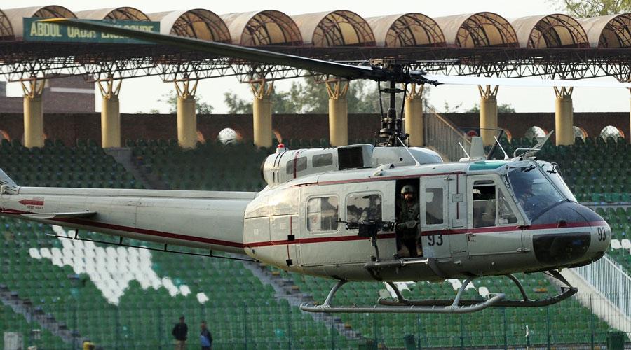 پاکستان بنگلہ دیش سمیت کسی ملک کو دورے کے لیے قائل نہ کرسکا، یوں پاکستان کے میدان 2013ء میں بھی ویران رہے (تصویر: AFP)