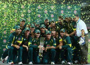 آسٹریلیا شاندار سیریز فتح کی بدولت ایک روزہ عالمی درجہ بندی میں نمبر ایک بن گیا ہے (تصویر: Getty Images)