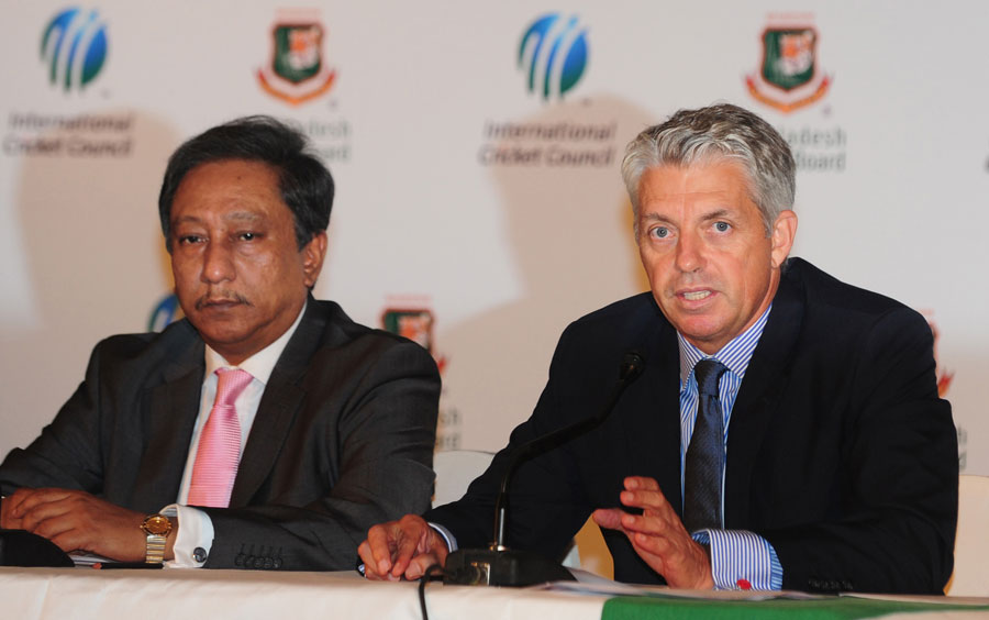 بنگلہ دیش کی یقین دہانی پیش خیمہ ہے کہ جلد سری لنکا بھی 'تین بڑوں' کے ساتھ مل جائے گا (تصویر: AFP)