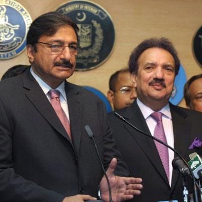وائٹ پیپر میں ذکا اشرف کی سیاسی نوعیت کے الزامات بھی لگائے گئے ہیں (تصویر: AFP)