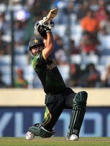 احمد شہزاد نے پاکستان کی جانب سے طویل ترین انفرادی اننگز کھیلنے کا اپنا ہی ریکارڈ توڑ ڈالا (تصویر: ICC)