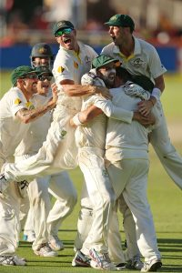 ایشیز کے بعد آسٹریلیا کی عالمی نمبر ایک کے خلاف یادگار فتح نے اسے درجہ بندی میں دوسرے نمبر پر پہنچا دیا ہے (تصویر: Getty Images)