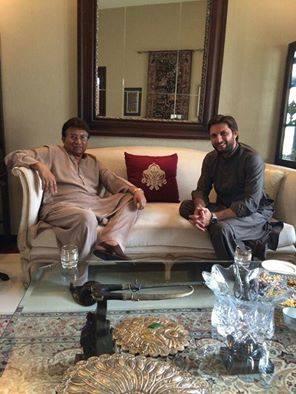 Afridi-Musharraf