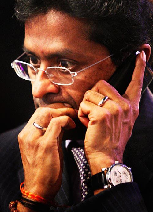 راجستھان کرکٹ ایسوسی ایشن نے للت مودی کو صدر بنایا اور کچھ ہی دیر بعد بھارتی کرکٹ بورڈ نے ایسوسی ایشن پر پابندی عائد کردی (تصویر: IPL)