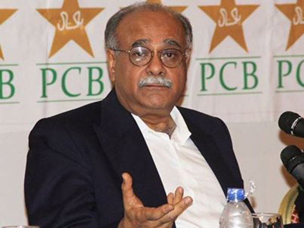 نجم سیٹھی (پاکستان کرکٹ بورڈ)
