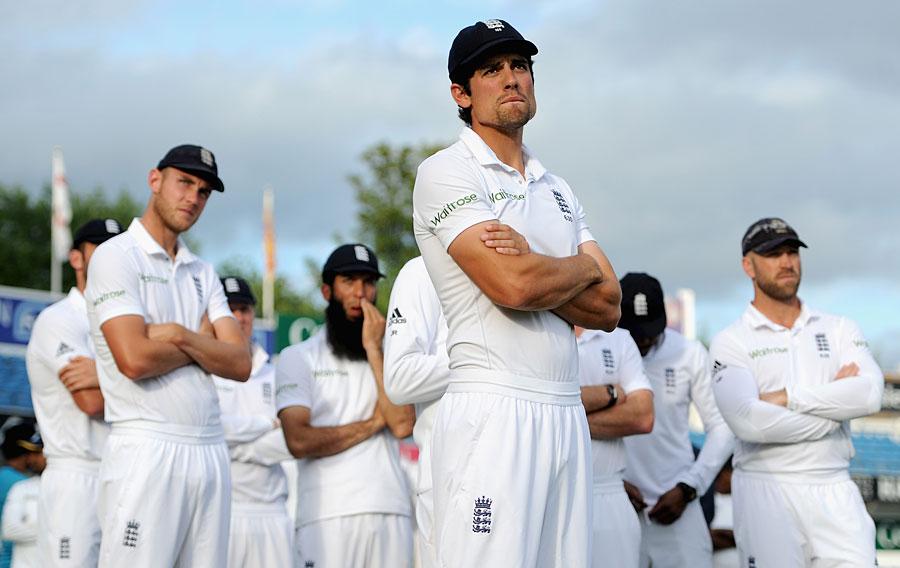 اتنے شاندار مقابلوں کے بعد تشنگی باقی رہ گئی کہ کاش تیسرا ٹیسٹ بھی طے ہوتا، خاص طور پر انگلینڈ کو تو یہ کمی بہت محسوس ہورہی ہوگی (تصویر: Getty Images)